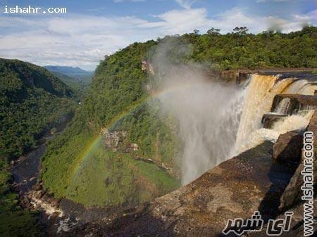 14 آبشار زیبای جهان!
