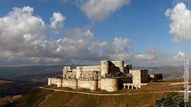 Photo of قلعهای ۹۰۰ساله در سوریه