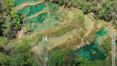 Photo of رودخانه ای فوق العاده زیبا