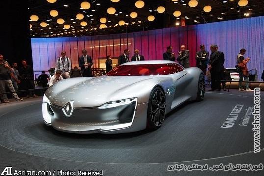خودروهای آینده + تصاویر