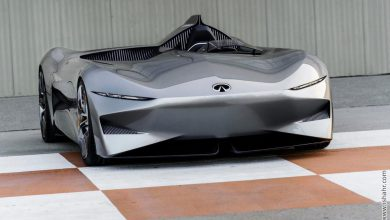 Photo of اتومبیل تمام الکتریکی اینفینیتی