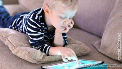 Photo of صفحه نمایش خواب کودکان را مختل نمی کند