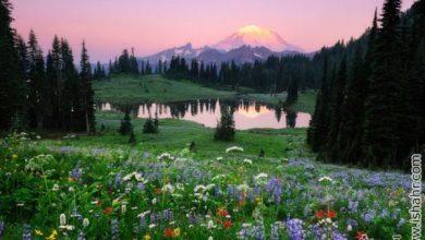 Photo of 6 دریاچه زیبای جهان+تصویر