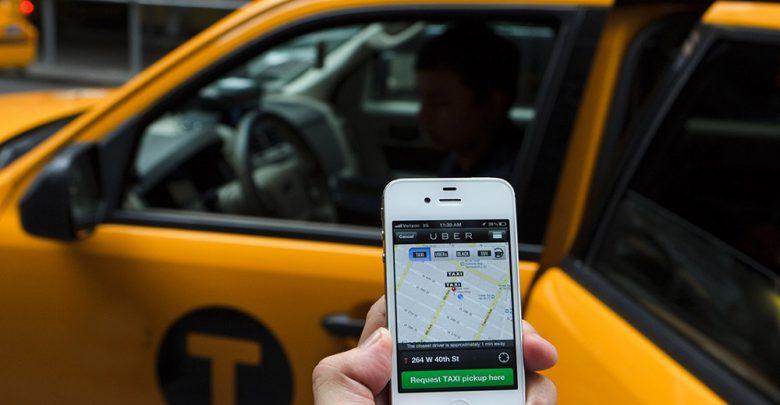 امرار معاش تاکسی های اینترنتی