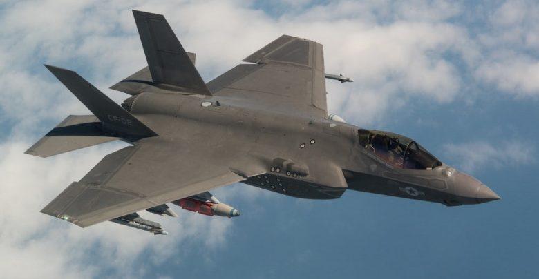 f-35 جنگنده همه کاره